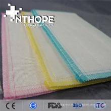 Exportación de trapo de limpieza de cocina de gasa 100% algodón a Japón