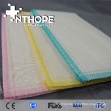 100% cotton gauze kitchen cleaning rag export to japan
