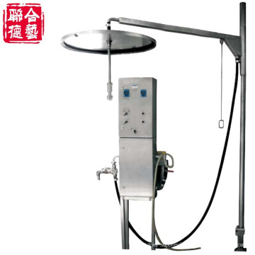 Qzb-10 Automatic Cleaning Equipment for Mixing Hopper