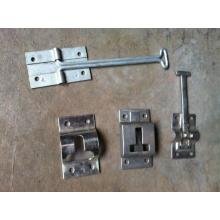 Enclosed Trailer Door Stop Holder Latch Kit