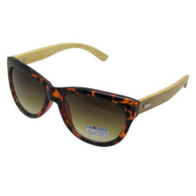 Última tecnología gafas de sol de bambú de moda (sz5757)