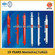 double acting telescopic hydraulic cylinders