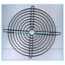 Grille en métal de couverture de fan de grillage de garde de fan