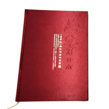 High Quality Foil Stamping Custom Hardcover Photo Book Printing