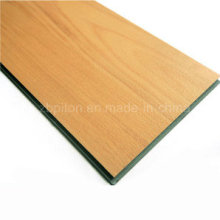 Prancha de revestimento de piso de PVC