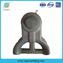 Aluminium Alloy Thimble Clevis for Guy Grip