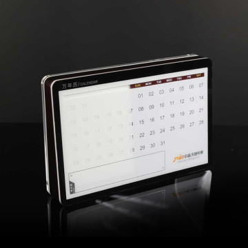 Hot Sale Akryl Desktop Kalender Display Stand