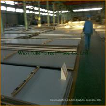 Hoja de acero inoxidable de alta calidad 304 con precio de fábrica