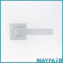 Stainless metal contemporary small door knobs