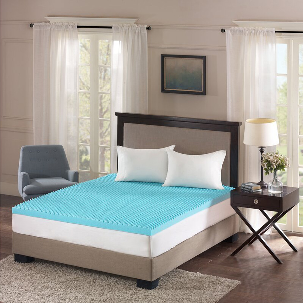 Egg Crate Foam Mattress Topper Twin