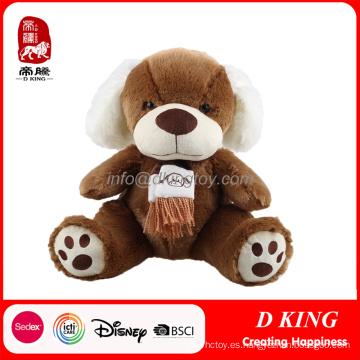Peluche oso de peluche suave juguete de peluche de juguete