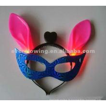 lueur masques vente chaude led lueur masque