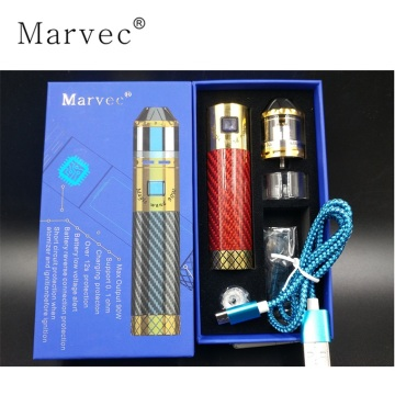 Single 18650 pen style vape starter kits