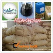 Habio Natural Heat Resistance Animal Feed Fungle Alpha amylase