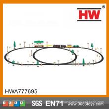 Novo projeto de bateria operado por grosso ferroviário clássico ferroviário