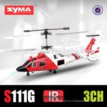 SYMA S111G Simulação RC Helicóptero