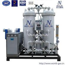 Alto grado de automatización Psa Nitrogen Generator (99 ~ 99.9995%)