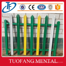 Top Quality Palisade Fence