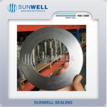 Joints métalliques ondulés (CGM) Brides ASME B16.5 (SUNWELL)