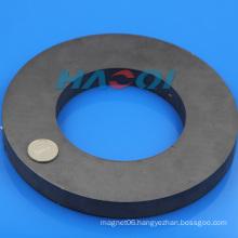 good quality Ceramic ring ferrite magnet