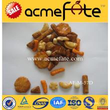 Certificación HACCP comida coreana de cracker de arroz crujiente