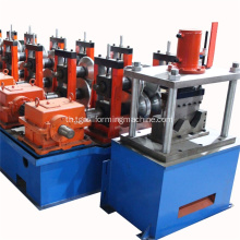 อลูมิเนียม Galvanized Highway Guardrail Roll Forming Machine