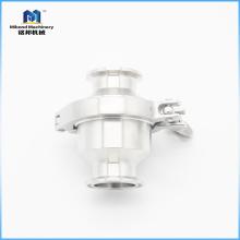 Санитарный мини-обратный клапан из нержавеющей стали