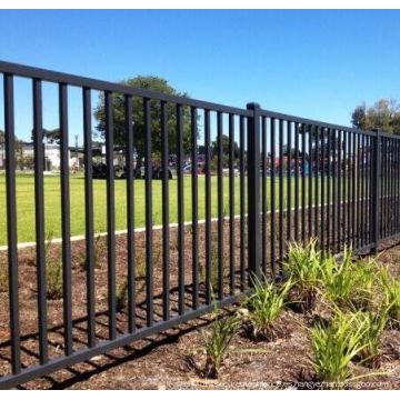 Panel de cerca de aluminio de 4 pies (H) * 6 pies (W)