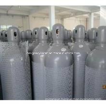 41.5L Helium Seamless Steel Gas Cylinder