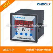 DM96-PCE certification 96*48 digital rf power meters made in China