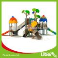 Neue Design-Eis-Dach-Park-Strukturen Spielplatz-Ausrüstung