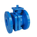 ANSI Cast Iron Ball Valve