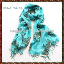 Завод печатных вискоза шарф