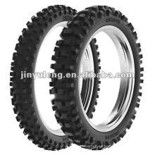 Neumático fuera de carretera de motocicleta de campo a través 2.50-17 / 3.00-17 / 3.00-18 / 2.75-18