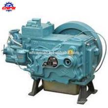 хорошего качества лодочный мотор 15 л. с. с коробкой передач