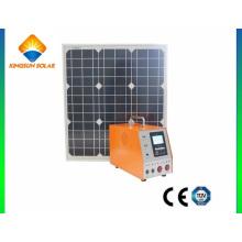 Sistema de energía solar portable de la CC del nuevo estilo 30W
