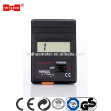 Tipo de temperatura de tipo K TM902C
