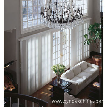 Water proof Beautiful Vertical Blinds cordless