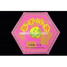 2008 Xiaguan FT «Счастливый» Сырье Pu Er Tuo Puerh Tuo 100g / tuo