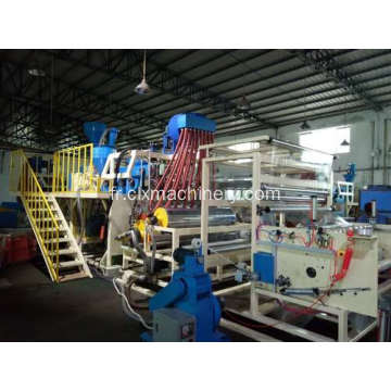 CL-65/90/65 a LLDPE Film machines