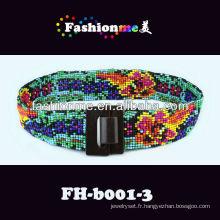 FashionMe 2013 nouvelle tendance tressée ceinture FH-boo1