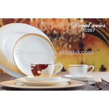 stoneware enamel dinnerware / new style dining table set