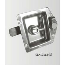 Flush Mount Key-Locking Lock T Griff Einbauleuchte