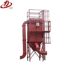 Filtros de bolsa de especificación industrial para polvo de cemento