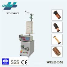 Machine d'enroulement uniaxiale positive de la sagesse Tt-Zm01X pour le transformateur, relais, inducteur, ballast, solénoïde