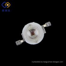 atenuación de luz baja 3w de alta potencia ir 940nm led infrarrojo