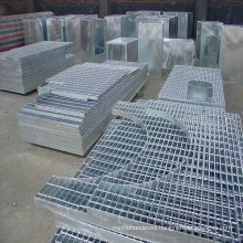 Manufacturer Customize Various Specification Hot Dipped Galvanized Steel Grating