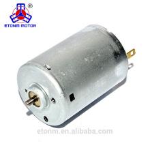 Mini electric dc motor dcm2838 with gears for steering lock, rearview mirror, door lock actuator