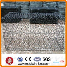 hexagonal Gabion basket,gabion box,hexagonal wire mesh