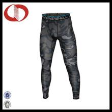 Hochwertige China Running Leggings Kompression Hosen für Männer
